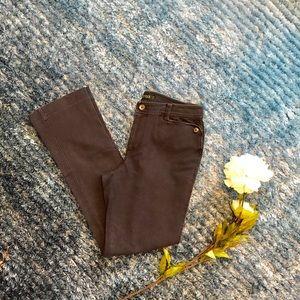 Lauren by Ralph Lauren Navy Pants